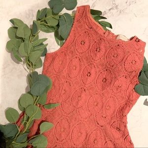 Alter'd State Salmon Colored Dress